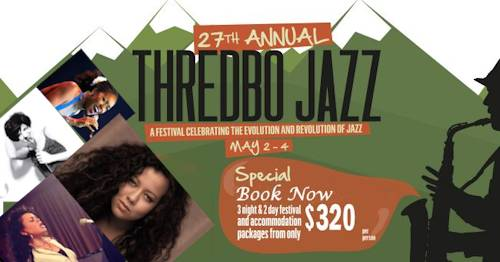 Thredbo Jazz 2014