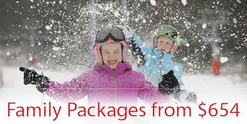 Thredbo Family Packages