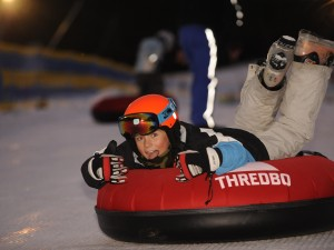 Tubing is also available at Thredbo