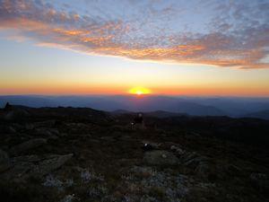 Kosciuszko Sunset View