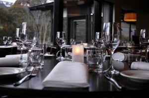 Wine & dine at The Denman