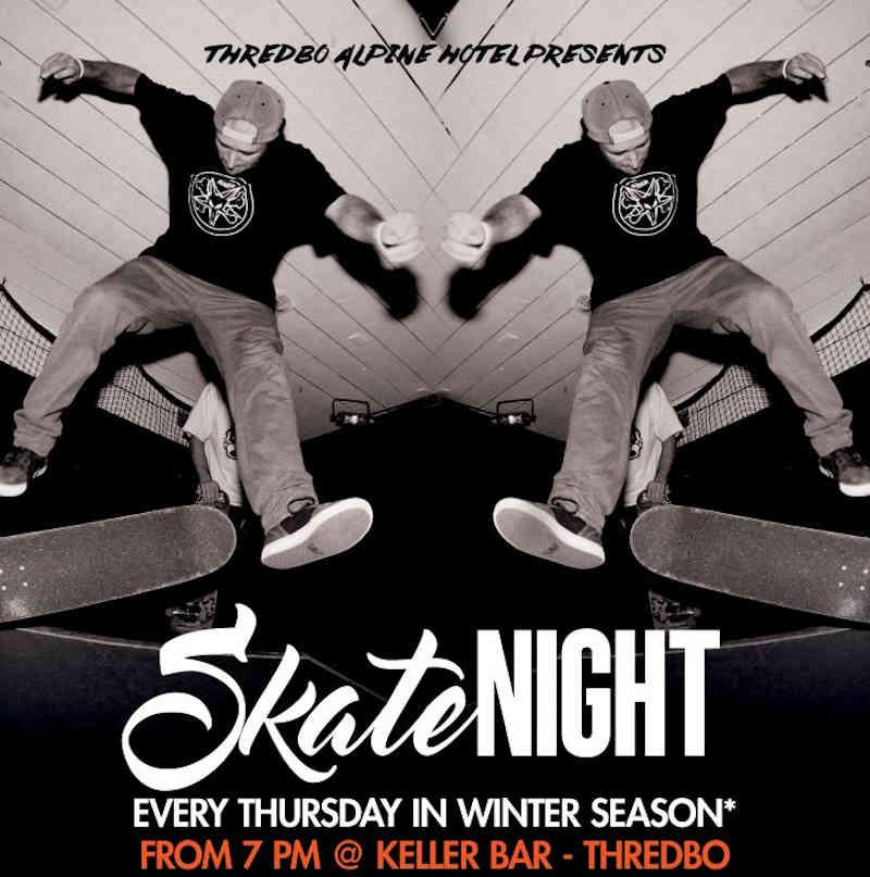 Skate Night Thursdays hit for Thredbo's party