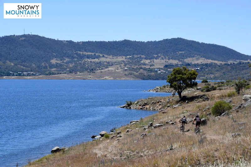 Lake Jindabyne Mountain Bike Tracks