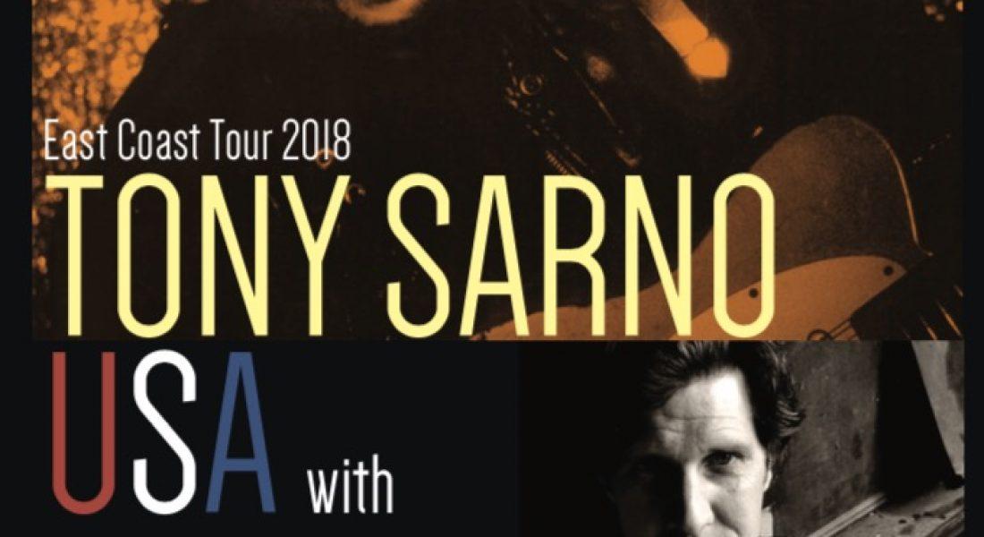Tony Sarno Head to Thredbo with Jacko and the boys