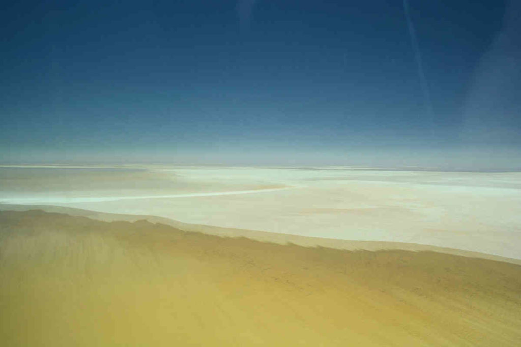 Kati Thanda-Lake Eyre before the flood