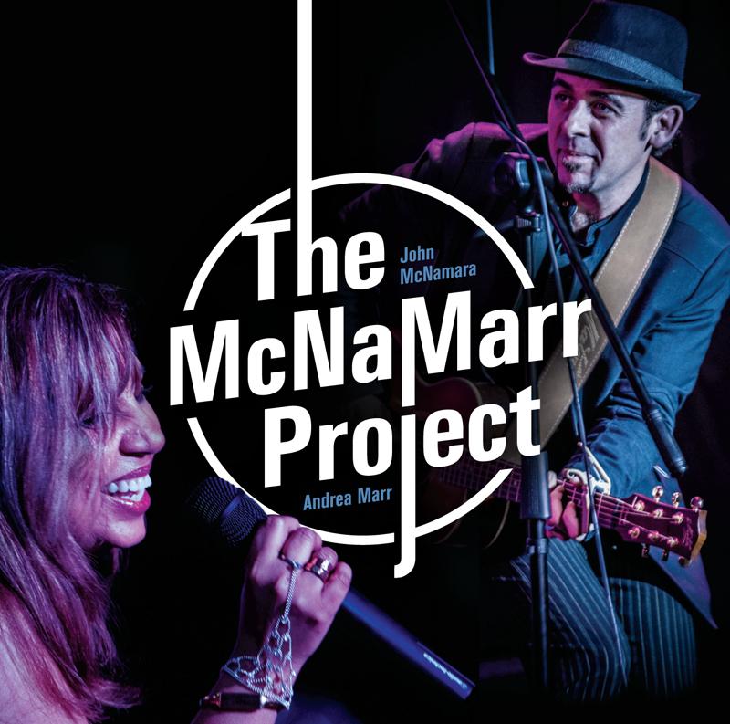 Andrea Marr Teams up with John McNamara for Thredbo Blues 2020
