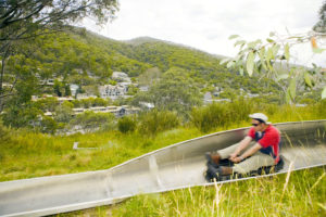 Thredbo_Bobsled_Family_Fun