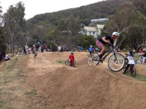 Pump Track in Thredbo