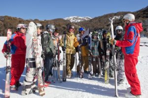 Learn to  Ride in Thredbo this winter
