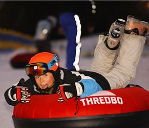 Snow Tubing in Thredbo