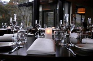 Wine & dine at The Denman