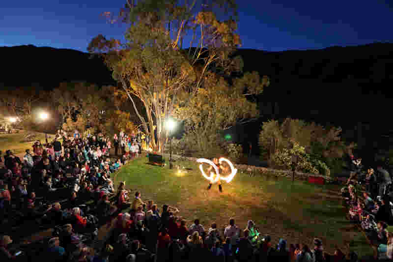 KIds Adventure Festival in Thredbo