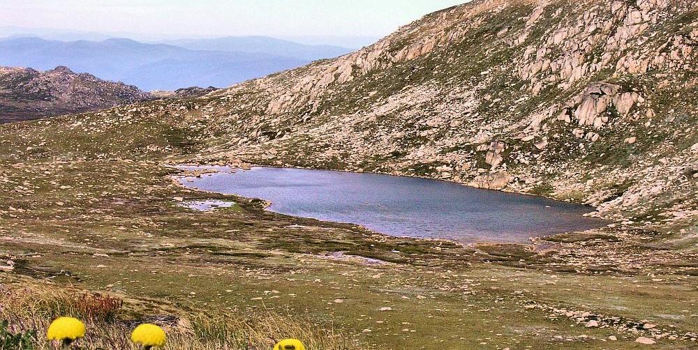 Lakes walk Thredbo alpine apartments