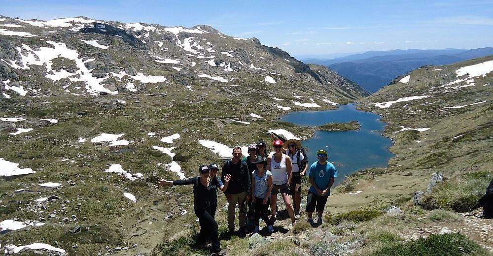Mountain guide Thredbo