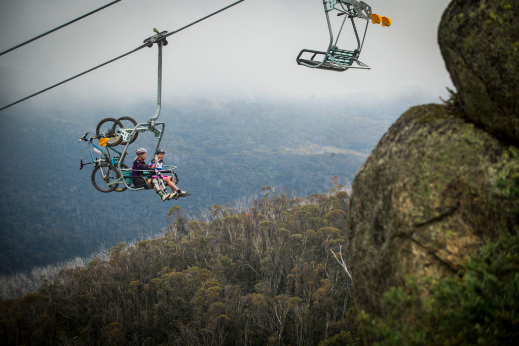 Thredbo accommodation ski lift