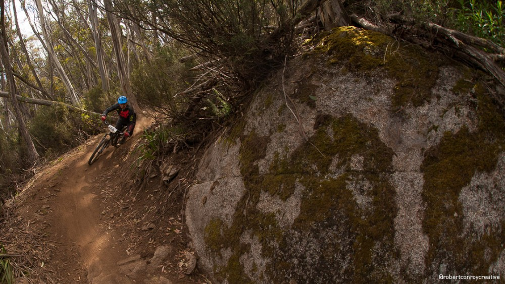 Thredbo mud trail
