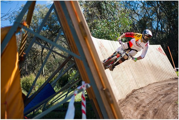 Thredbo holidays wall ride