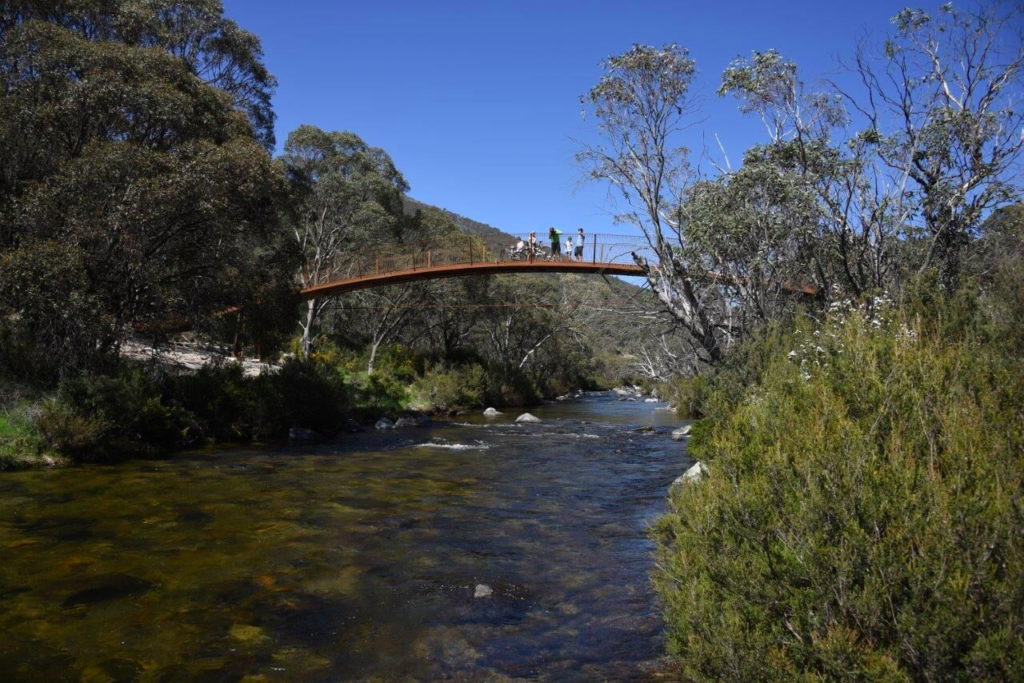 Thredbo Valley bridge