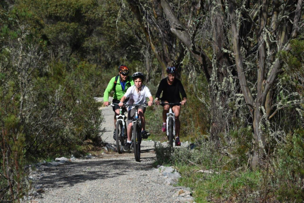 Thredbo Valley family