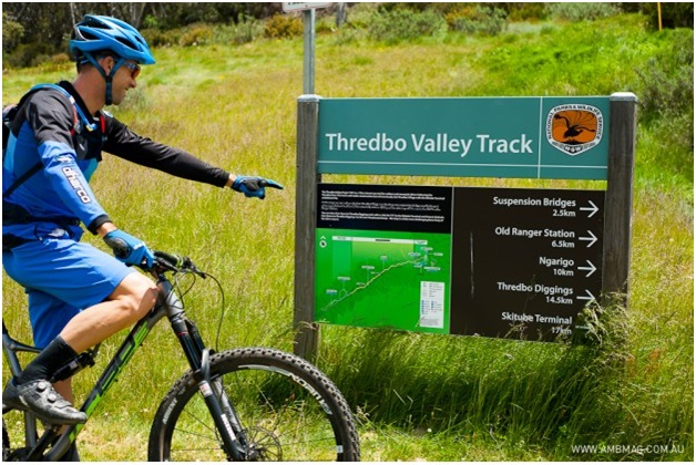 Thredbo Valley Sign