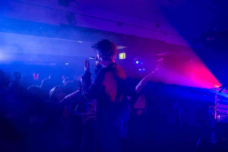 Seth Sentry Rocks Thredbo's Party