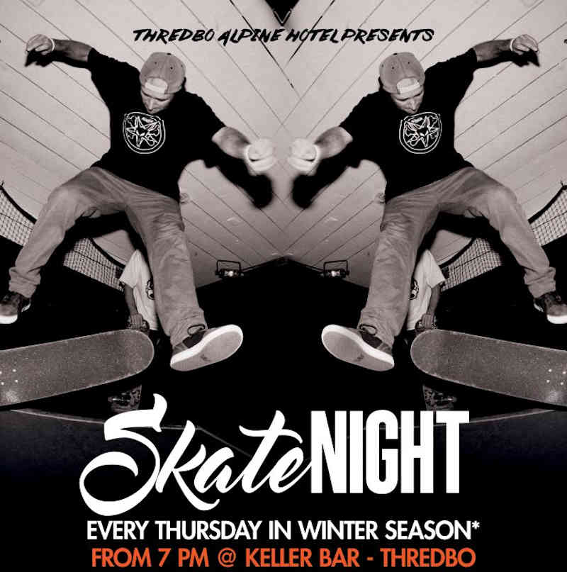 Skate Night Thursdays hit for Thredbo's party