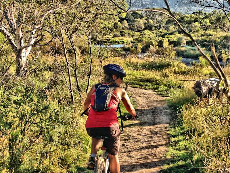 Thredbo river trail