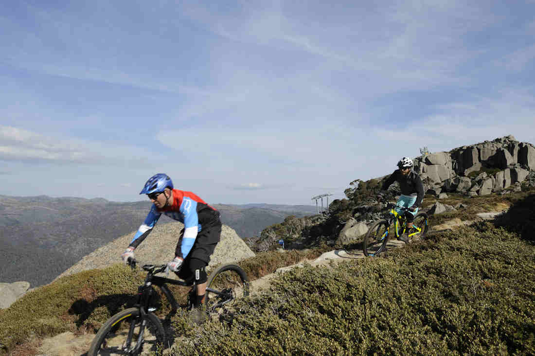 The Thredbo All Mountain Trail is open for Business