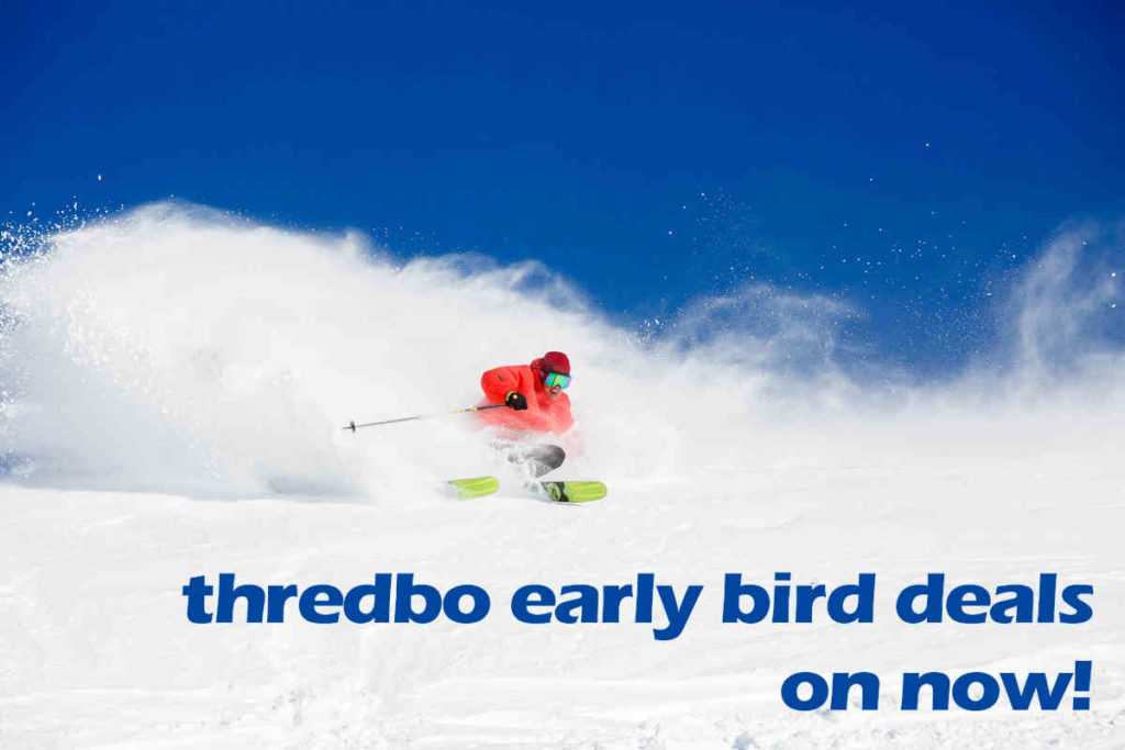 Thredbo Early Bird Deals