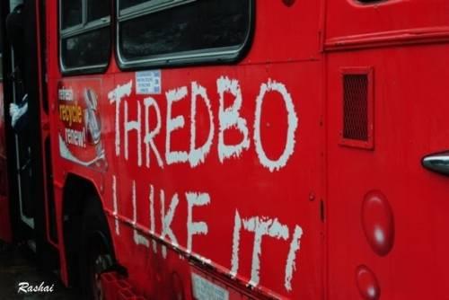 Ride the free bus around Thredbo